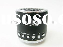 Mini Digital Speakers for Mobile Phones With FM Radio For MP3,Iphone Ipod