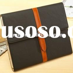 New Arrival High PU Leather For New iPad Case