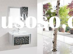 New Stylish Stainless Steel Bathroom Cabinet