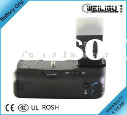 New camera battery grip for Canon EOS 550D 600D T2i T3i BG-E8