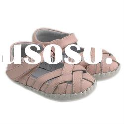 New cross design soft sole baby shoes, baby footwear