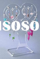 New-designed Acrylic Earring Jewelry Display holder