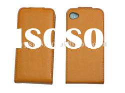Newest Cell Phone Leather Case for iPhone 4G