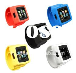 Newest Watch mobile phone with 3.2 megapixel HD camera,touchscreen and FM