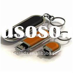 OEM Service, Leather Usb Drives Producing