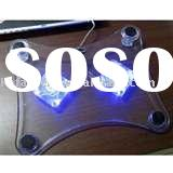 Onsales~ laptop cooling pad with LED light