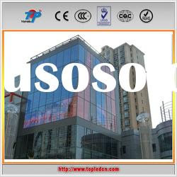 Outdoor Curtain LED display for advertising