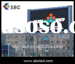 P12 outdoor full color led display signs