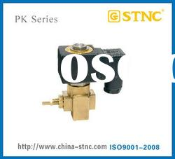 PK Series 2/2 position direct action control solenoid valve