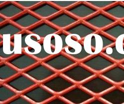 PVC Coated Flattened Expanded Metal Mesh