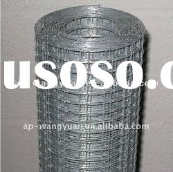 PVC Galvanized Welded Wire Mesh(factory)