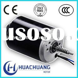 Permanent Magnet DC motor for treadmill motor