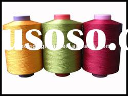 Polyester DTY dope dyed yarn