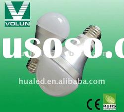 Price discount but services never ! E27 LED SMD bulb 5W with SMD3528 60ps, LED bulb E27
