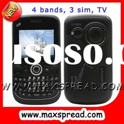 Quad band GSM TV Cell Phone F5-1