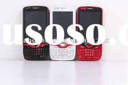 Qwerty keyboard dual sim tv mobile phone S908
