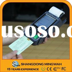 RFID pos credit card terminal with receipt printer 15 years experience