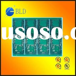 ROHS pcb board for solar air heater with fan
