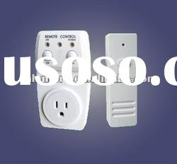 Remote Control Socket/switch/plug with energy saving function for USA/American