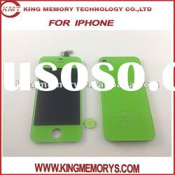 Screen Repair Kit for iPhone 4S LCD,Touch Screen, Home Button, Frame