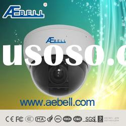 Small-sized Vandal-proof Color Day/Night Dome CCTV Small Camera