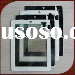 Spare parts for ipad 2 touch screen digitizer glass
