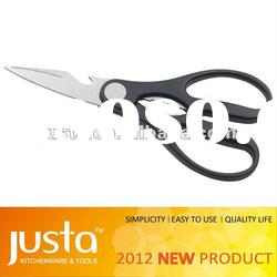 Stainless steel right hand kitchen scissors(9110)