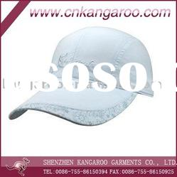 T/C twill baseball cap with embroidery