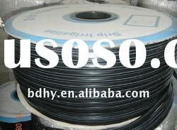 T-Tape for drip irrigation in garden and agriculture