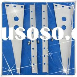 The Steel Plate White Air Conditioner Bracket