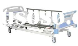 Three Functions Folding Electric Hospital Movable Bed