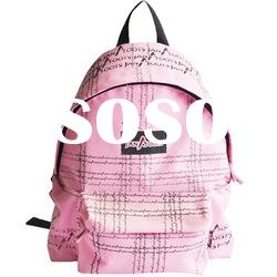 Top quality 600D PVC polyester school bags for children