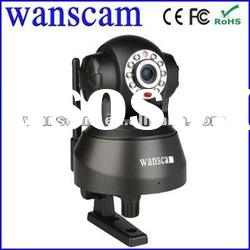 Two ways audio Pan/Tilt wireless IP camera/Chinese factory