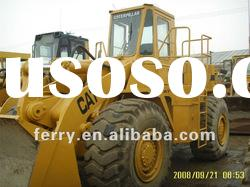 Used Good working condition Cat 966e wheel loader
