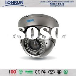 Varifocal 2.8-12mm Lens IR Dome Day/Night CCD CCTV Camera