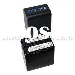 Video Camera Battery for Sony NP-QM91D