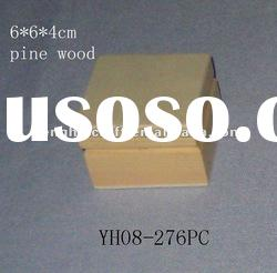 WOODEN BOX WITH LID / PINE WOOD BOX WITH LID / GIFT BOX WITH LID