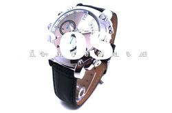 Waterproof 1080P HD Watch Camera With IR Night Vision Function