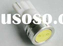 White1W T10 High Power 168 194 LED SMD Wedge Light Lamp Bulb