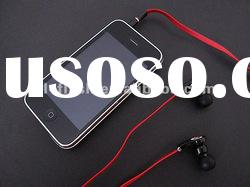 Wholesale Earphones mp3 mp4 headphone High quality come with Retail box Free shipping