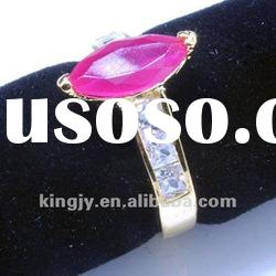 Wholesale Zircon Rings Jewelry