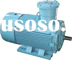 YB2 series Explosion-proof ac induction mining use motor electric
