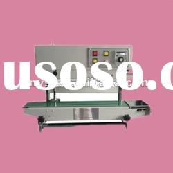 YSFS-900 plastic bag/aluminum foil bag sealing machine