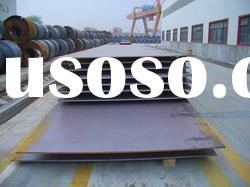 ,Hot rolled steel plate A36