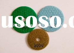 angle grinder dry diamond polishing pad