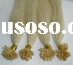 best quality wholesale 100 extension hair human best quality Chinese remy hair extensions nail tip