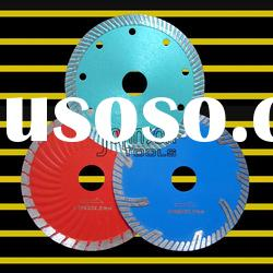 blade:turbo cutting blade:diamond saw blade:Sintered:125mm