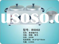 body wax paraffin equipment for hair removal skin care