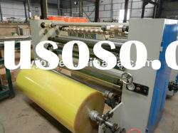 bopp tape jumbo rolls slitting rewinding machine