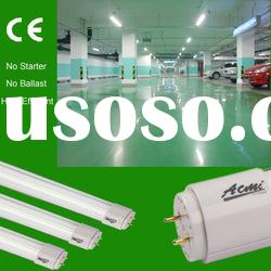 bus station fluorescent T8 energy saving lighting tube